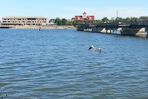 Riverwalk Pier, Bay City, United States