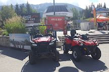 Canadian Wilderness Adventures, Whistler, Canada