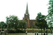Rotherham Minster Church, Rotherham, United Kingdom