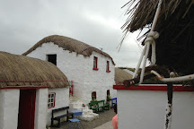 Doagh Famine Village, County Donegal, Ireland