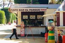 Park Genoves, Cadiz, Spain