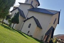 Moraca Monastery, Kolasin, Montenegro