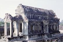 Phimeanakas, Siem Reap, Cambodia