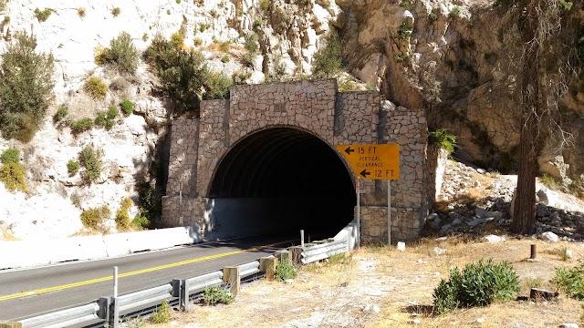Hidden Springs Tunnel