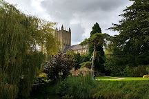 The Bishop's Palace and Gardens, Wells, United Kingdom
