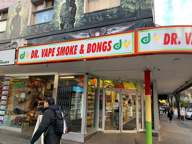 MR.VAPE SMOKE AND BONG