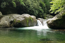 Mouse Creek Falls, Great Smoky Mountains National Park, United States