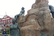 Steinbeck's Spirit of Monterey Wax Museum, Monterey, United States