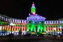 Civic Center Park/Capitol City Park, Denver, United States