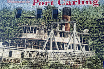 The Port Carling Wall, Port Carling, Canada