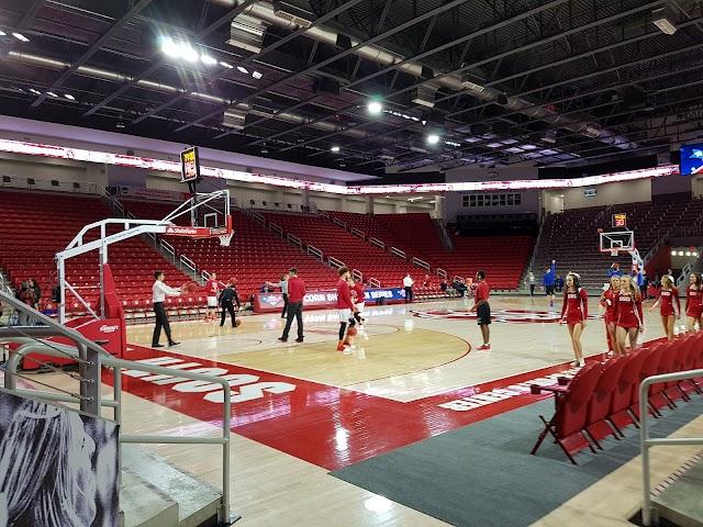 Sanford Coyote Sports Center Vermillion South Dakota