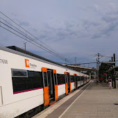 Железнодорожная станция  Massanet Massanas
