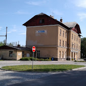 Железнодорожная станция  Jihlava Mesto