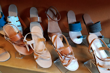 Olgianna Melissinos Sandals, Athens, Greece