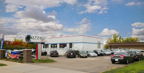 Quattro Motors car dealer in Redford Charter Twp, MI