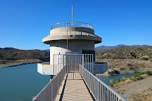Kalavasos Dam, Kalavasos, Cyprus