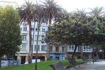 Plaza de Amboage, Ferrol, Spain