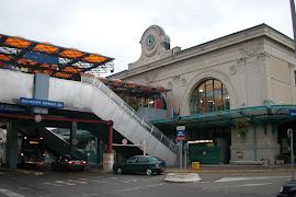 Станция   Lyon Gare de Perrache