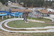 Alpine Slide at Magic Mountain, Big Bear Region, United States