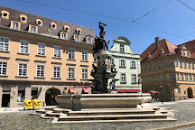 Herkulesbrunnen, Augsburg, Germany
