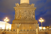 Alexander Column, St. Petersburg, Russia