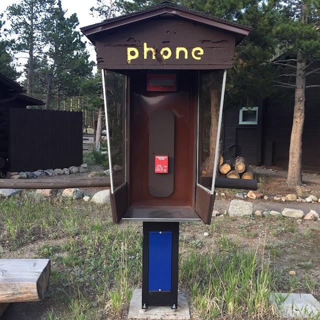 Glacier Basin Campground