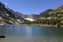 Bertha Lake, Waterton Lakes National Park, Canada