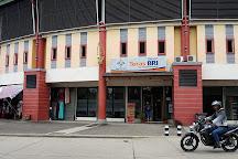 Pasar Sanggam Adji Dilayas, Berau, Indonesia