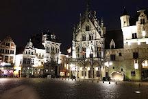 Stadhuis, Mechelen, Belgium