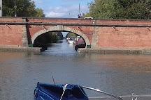 Canal de Brienne (Le), Toulouse, France