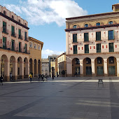 Train Station  Huesca