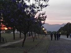 Y Crossing in Fatima Jinnah Park islamabad