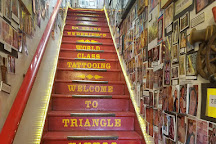 Triangle Tattoo and Museum, Fort Bragg, United States