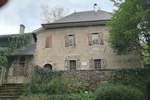 Musée des Charmettes - Maison de jean-Jacques Rousseau, Chambery, France