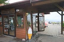 Seisenryo Jersey Hut, Hokuto, Japan