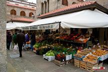 Mercado de Abastos de Santiago, Santiago de Compostela, Spain