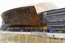 Cardiff Bay Visitor Centre, Wales Millennium Centre, Cardiff, United Kingdom