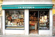 la ricerca, Venice, Italy