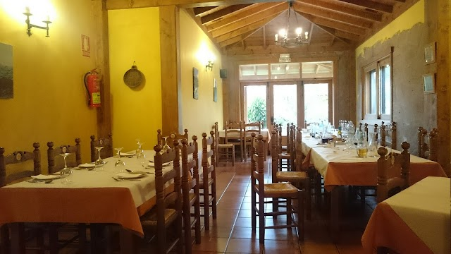 Restaurante-Asador Rincon de Chasna
