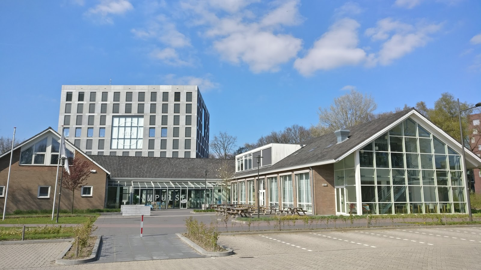 Impulse, Building number 115: A Work-Friendly Place in Wageningen