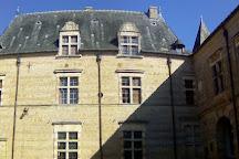Chateau de Caumont, Cazaux-Saves, France
