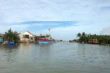 Tin Basket Boat Tour, Hoi An, Vietnam