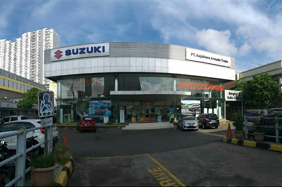 Dealer Mobil Suzuki Sukabumi