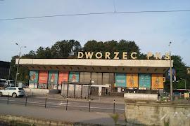 Автобусная станция   Gdansk