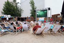 Charlie's Beach, Berlin, Germany