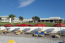 Kolimbia beach, Kolimbia, Greece