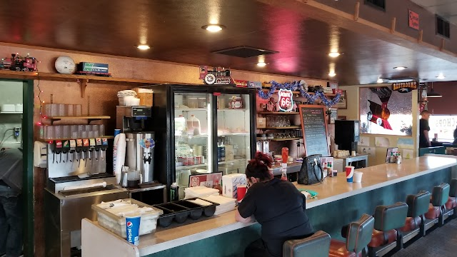 The Crown Railroad Cafe