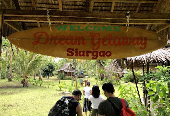 dream gateaway siargao