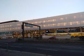 Автобусная станция   Berlin Berlin central