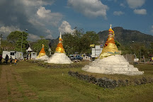 Three Pagodas Pass, Sangkhla Buri, Thailand
